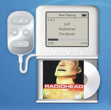 Title: BETA iPod Skin