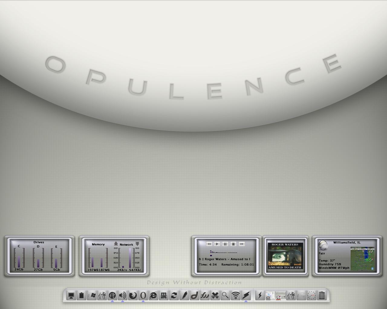 Title: Opulence