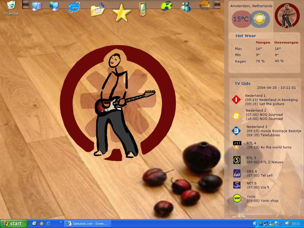 Title: Chielie's Desktop