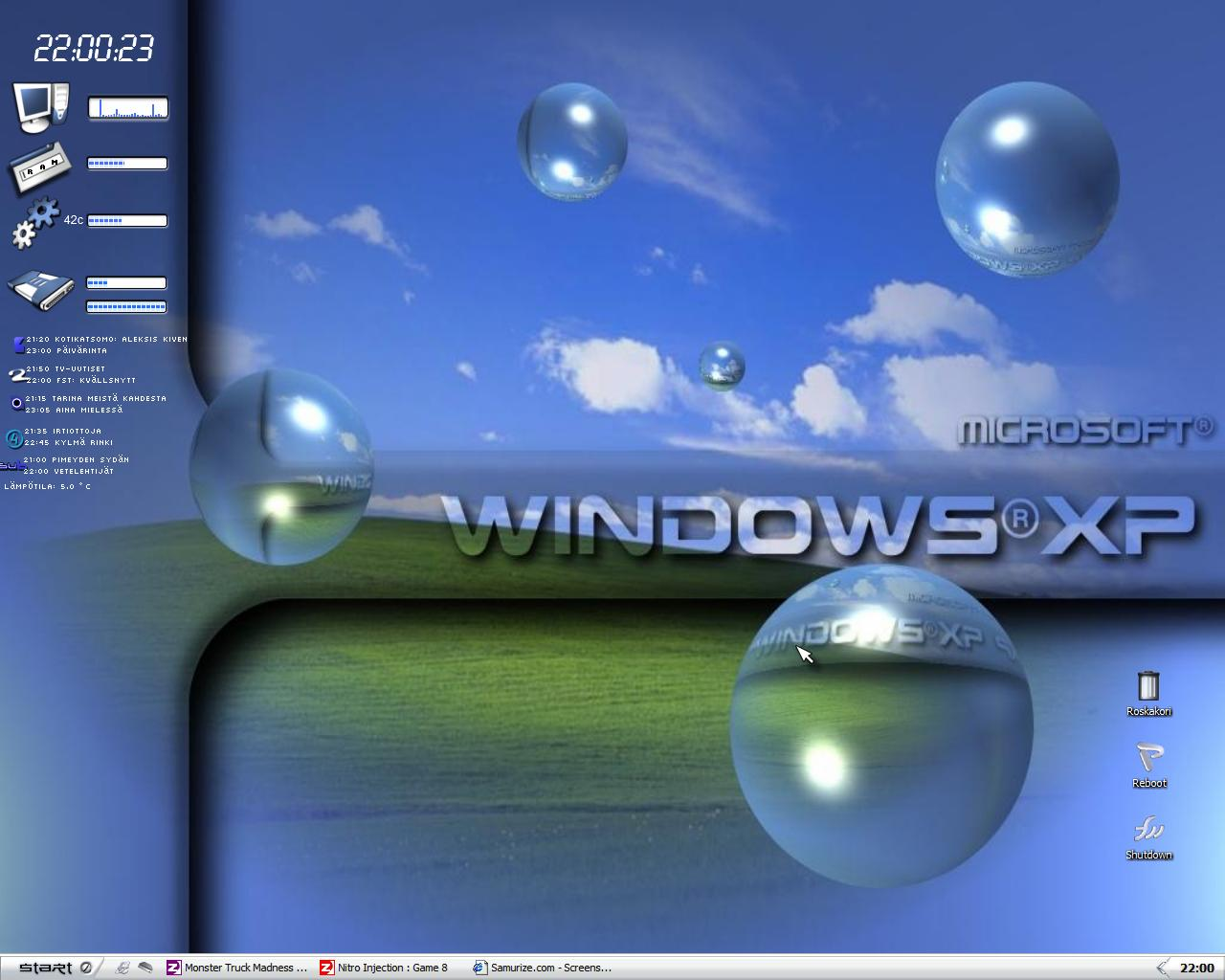 Title: Bubblish WinXP v2.0 Updated