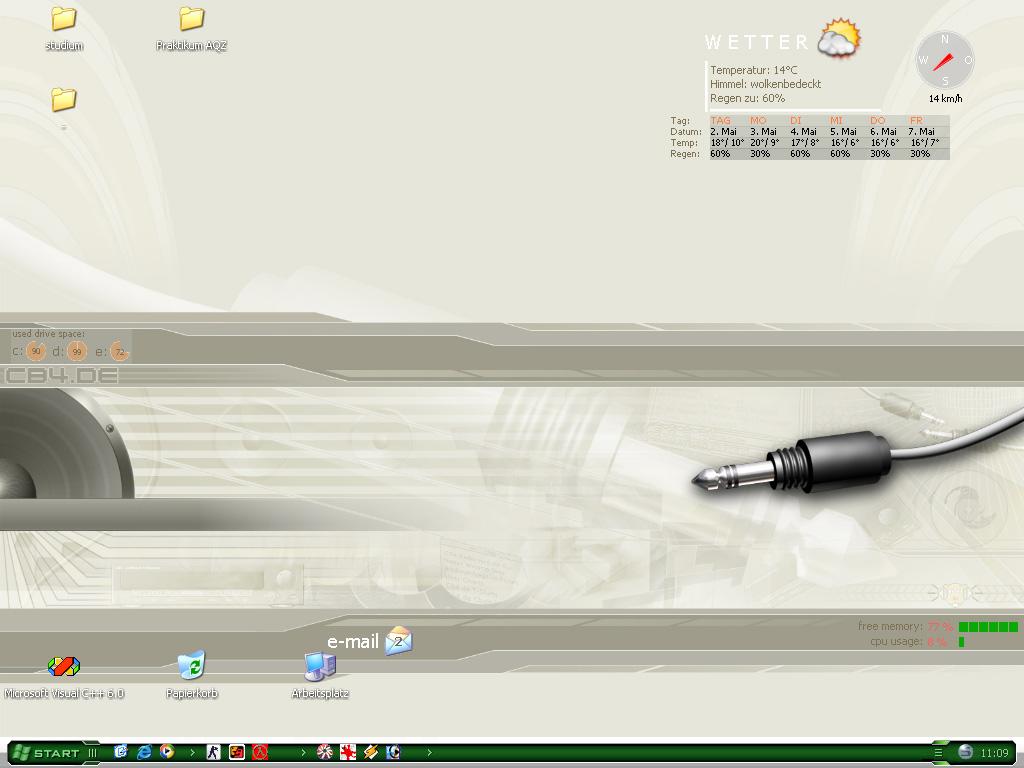 Title: my desktop