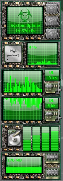 Title: RadeX's desktop :)