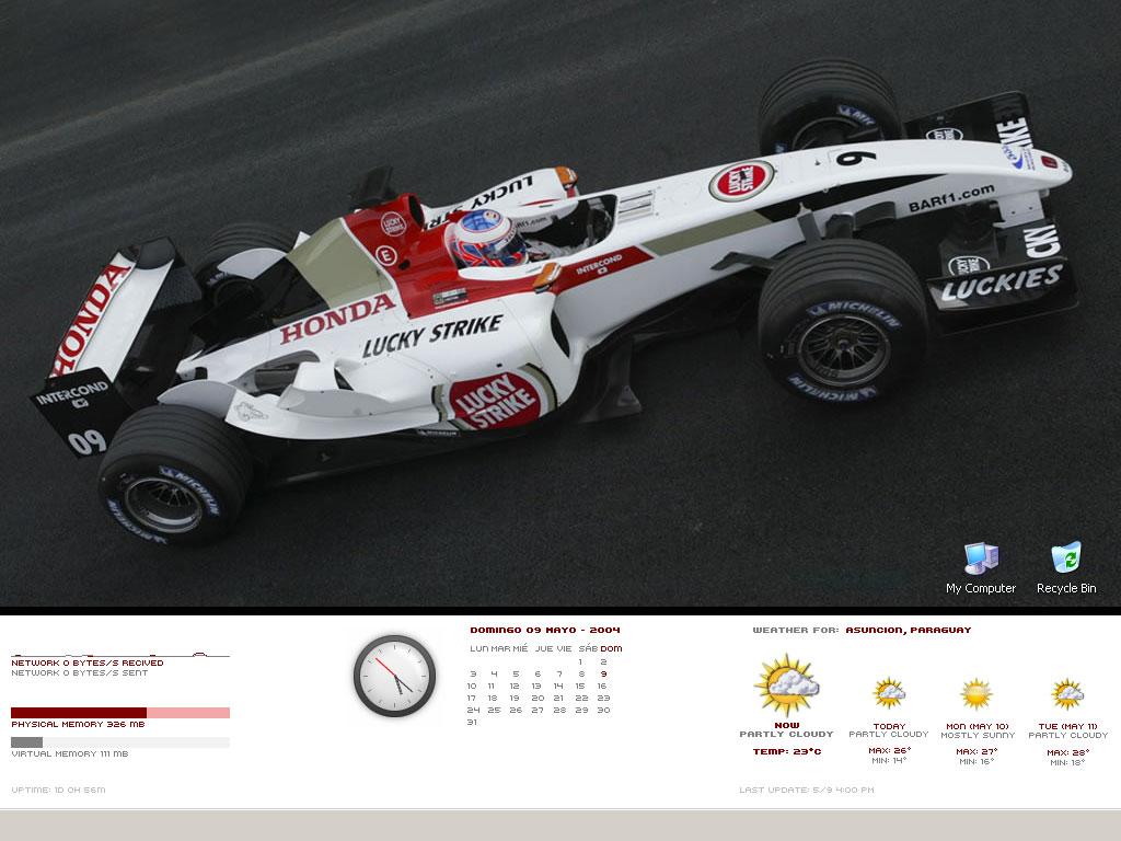 Title: Bar Honda 2004