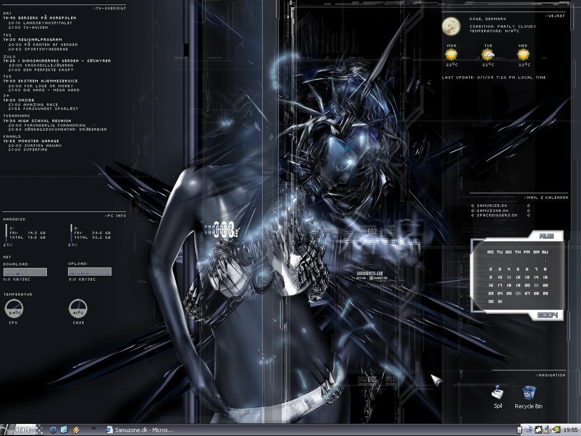 Title: Ghostshell 1.3