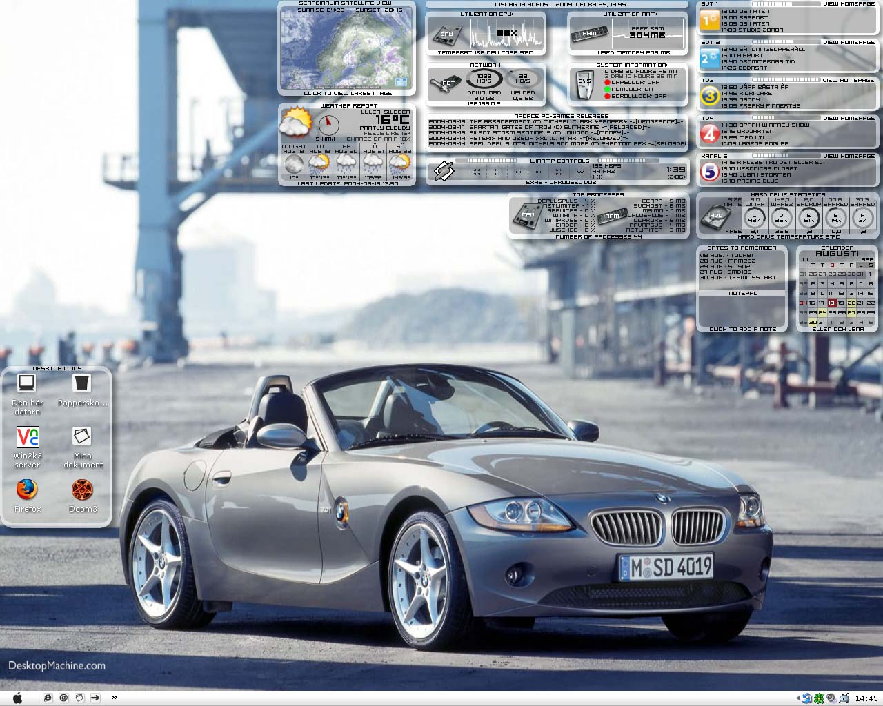Title: Desktop screenshot