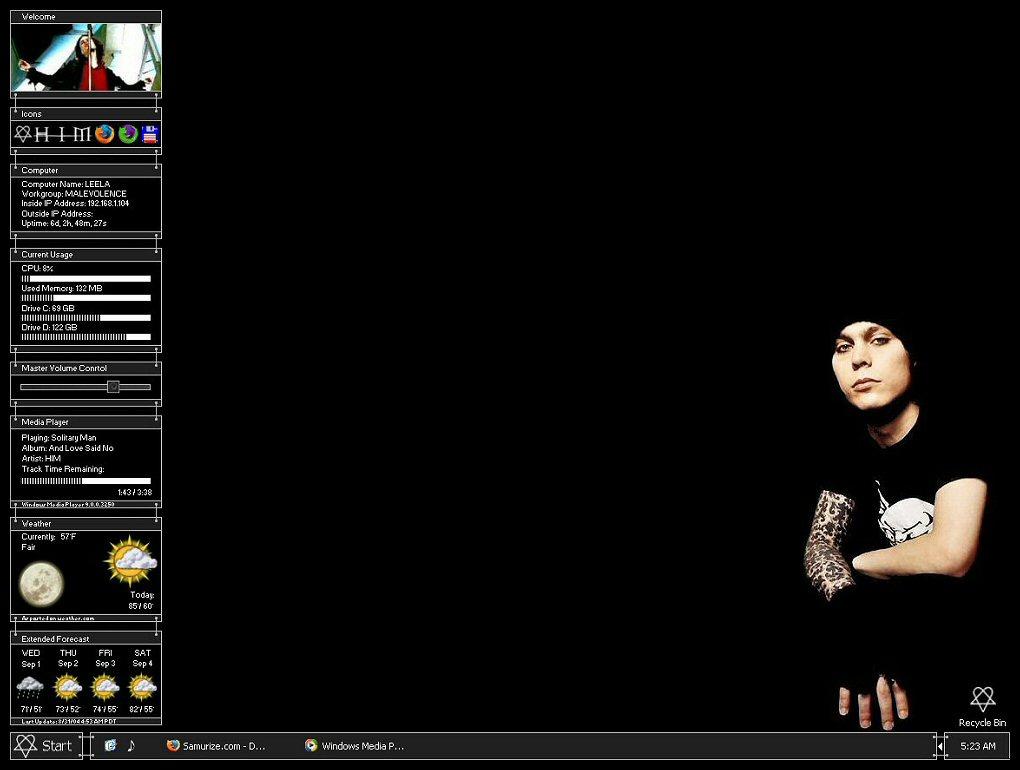 Title: Valo Desktop