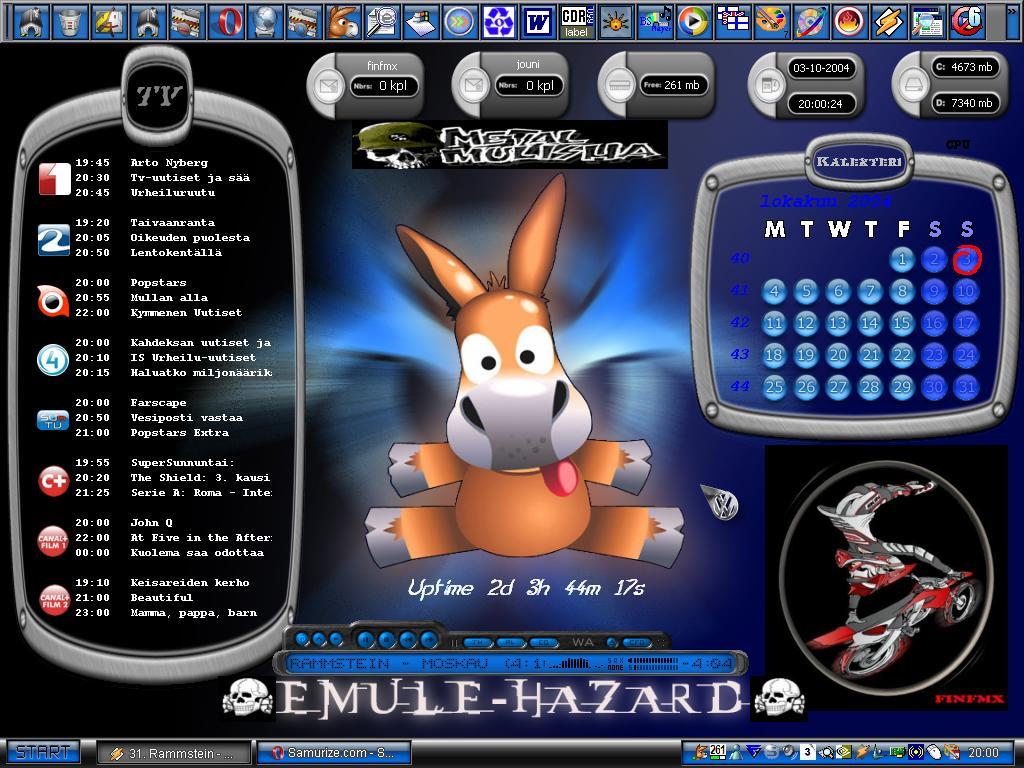 Title: Desktop (joukka)