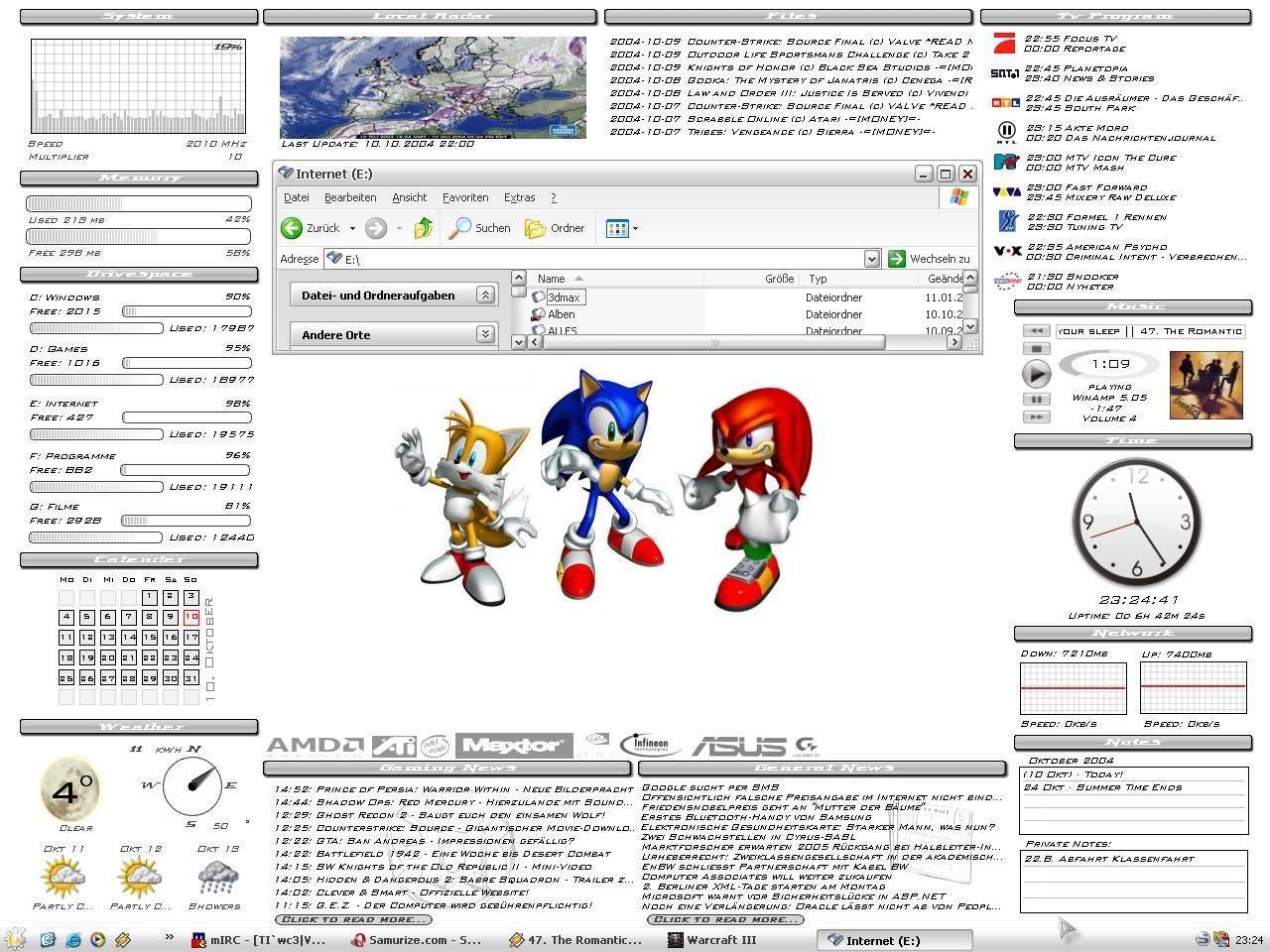 Title: Do u know Sonic?