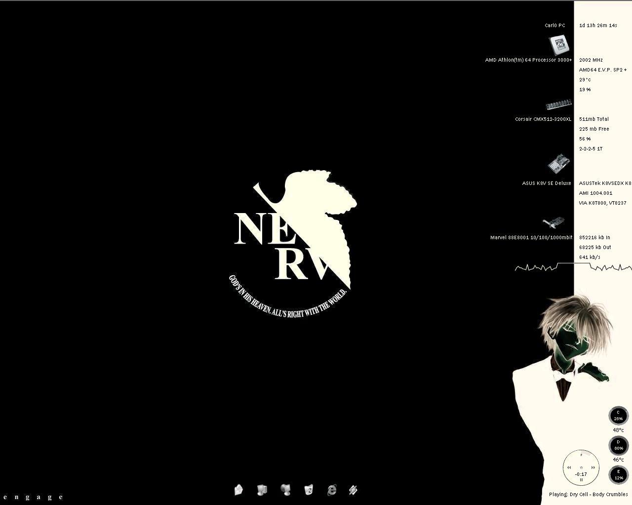 Title: NERV