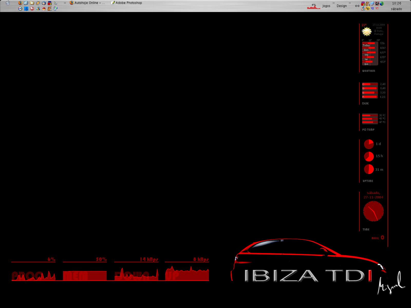 Title: IbizaTDI