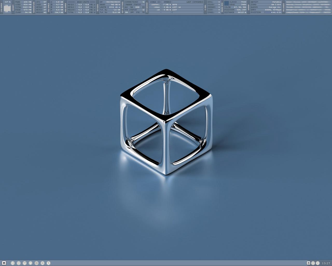 Title: My current desktop