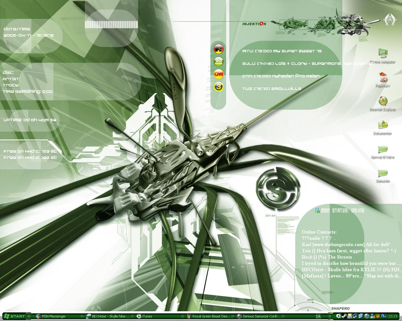 Title: Royal Green Beast Desktop.JPG