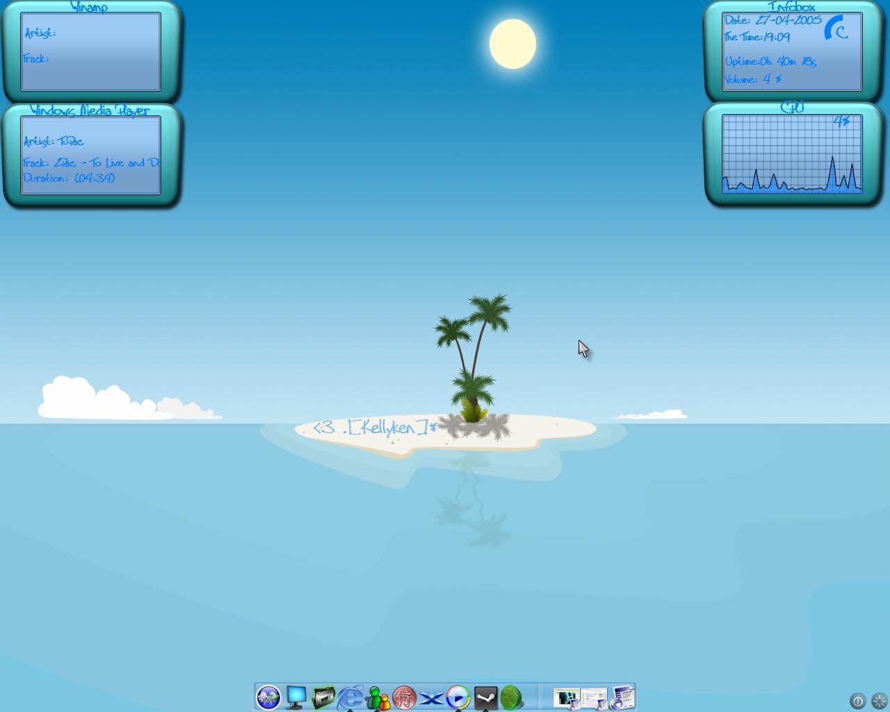 Title: island