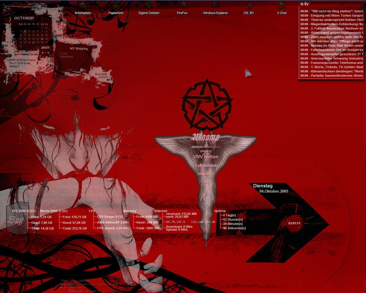 Title: Red v1.0