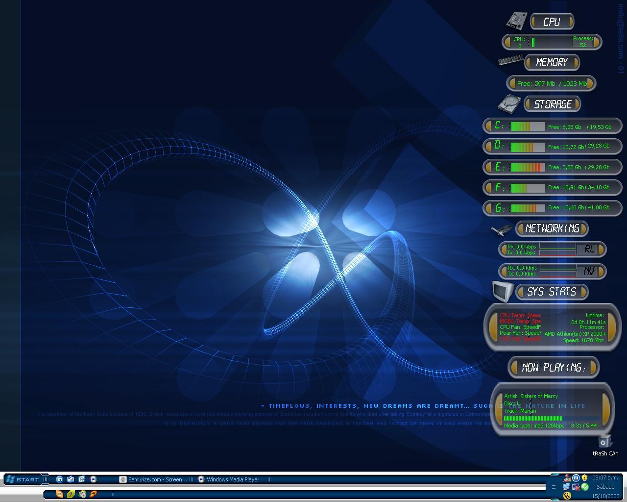 Title: cocolio`s desktop
