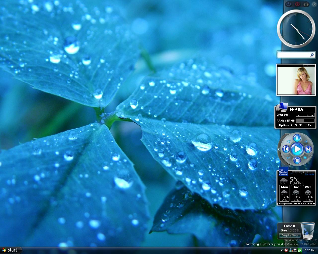 Title: Areo-Style Desktop 3