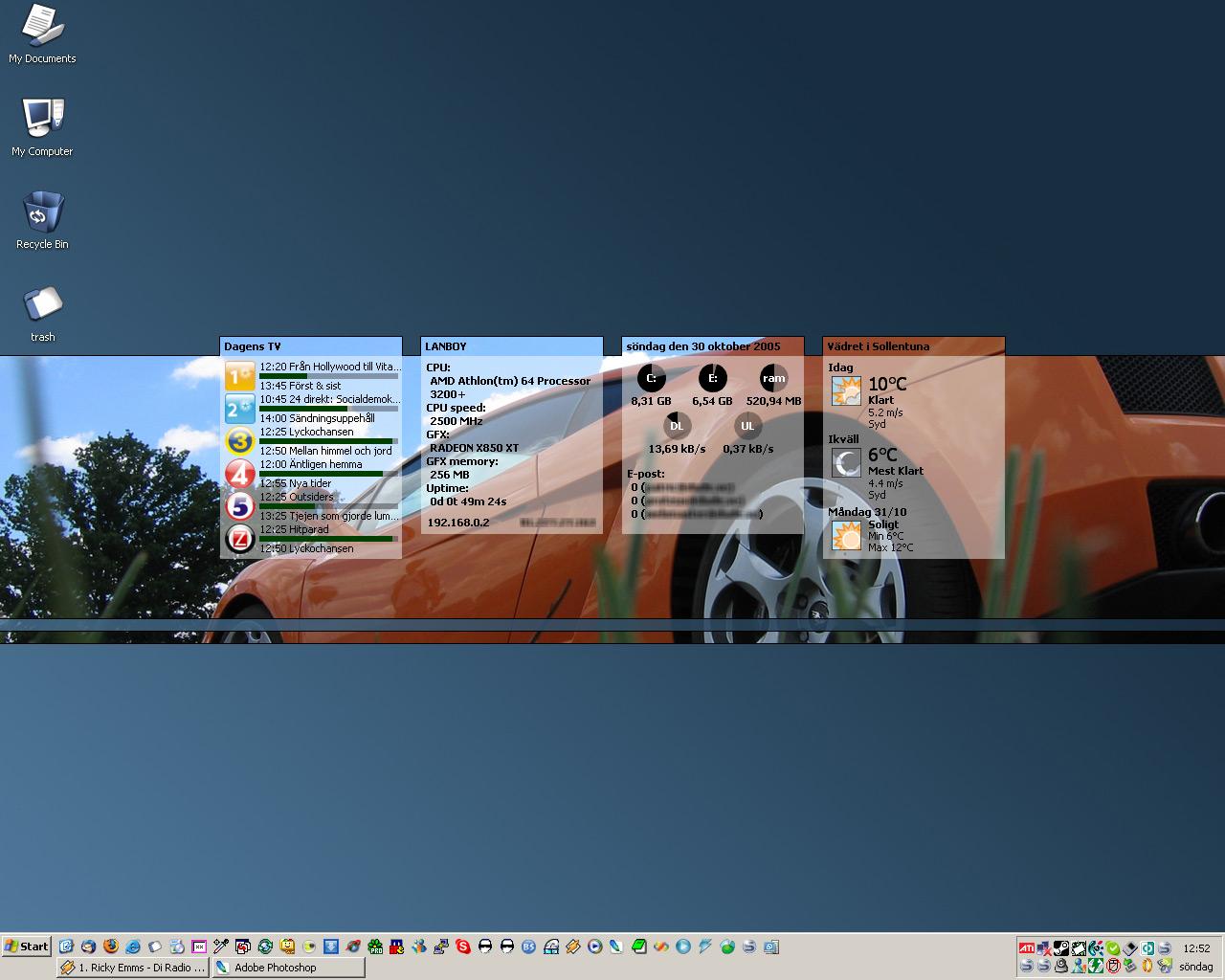 Title: Desktop (2005-10-30)