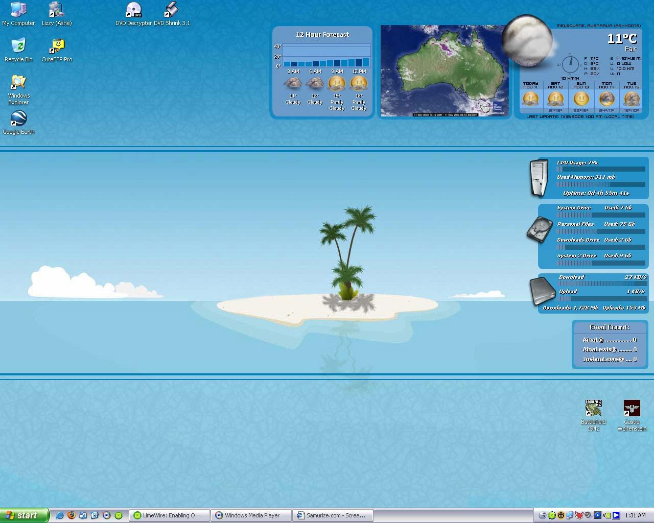 Title: Cartoon Island...