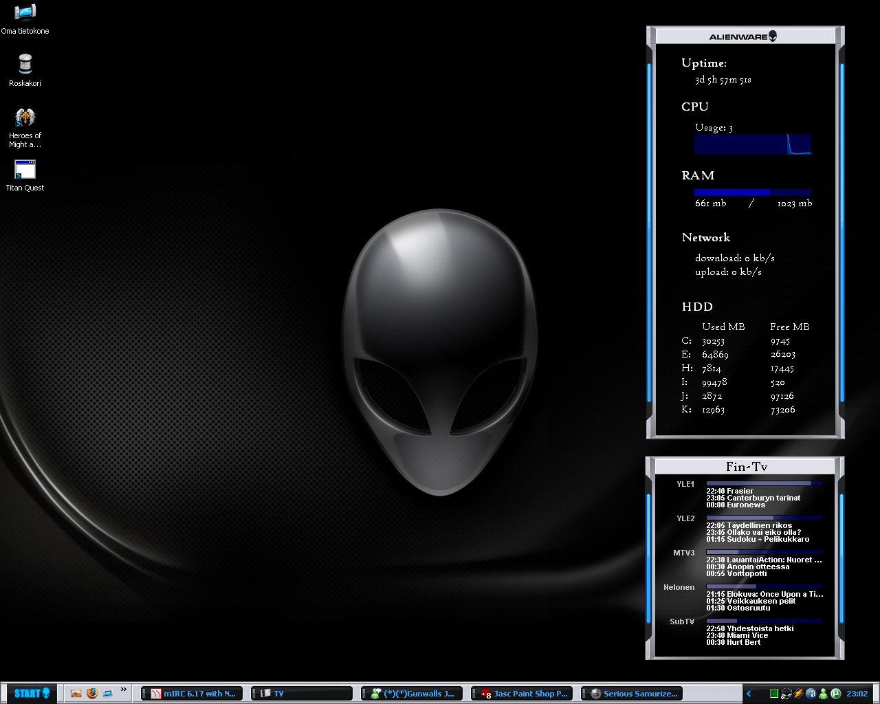 Title: Alienware