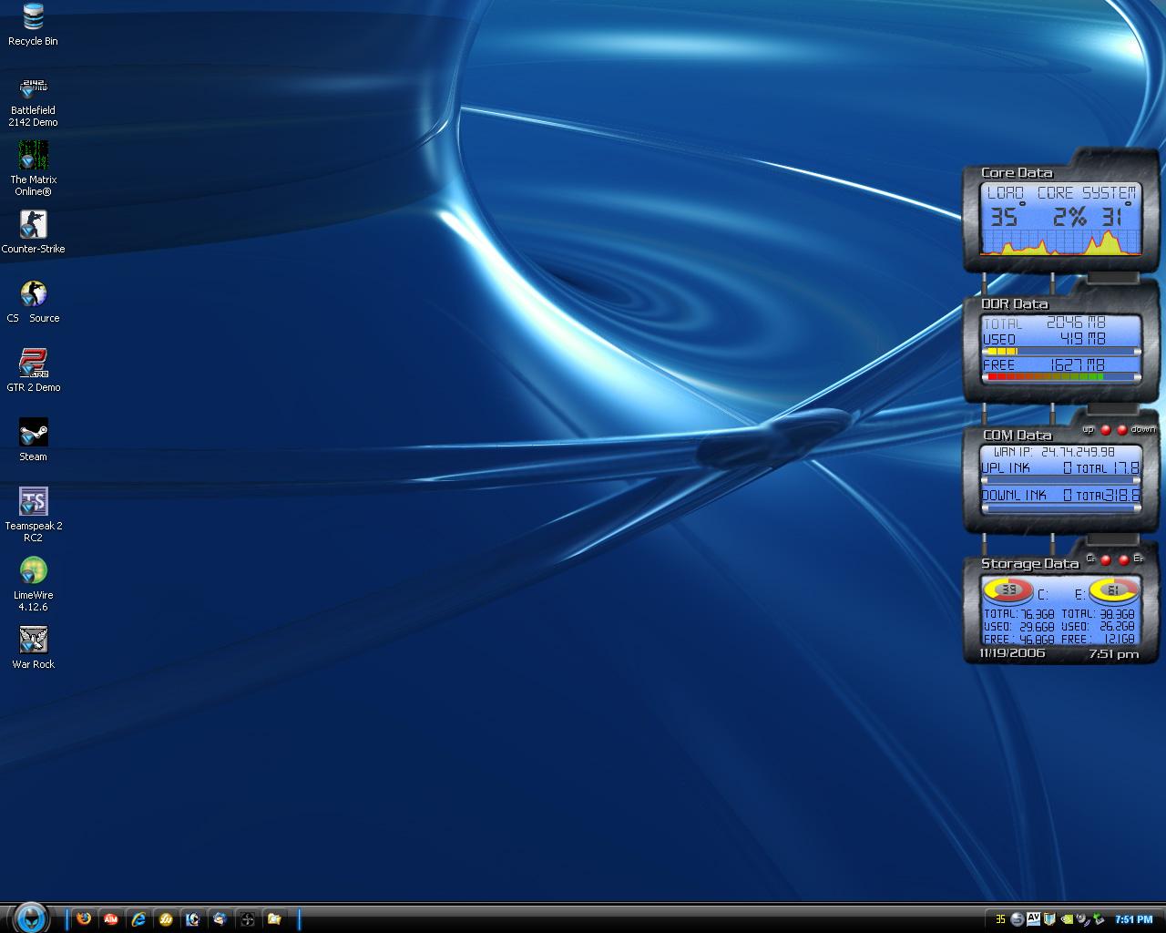Title: Razor Modz Desktop