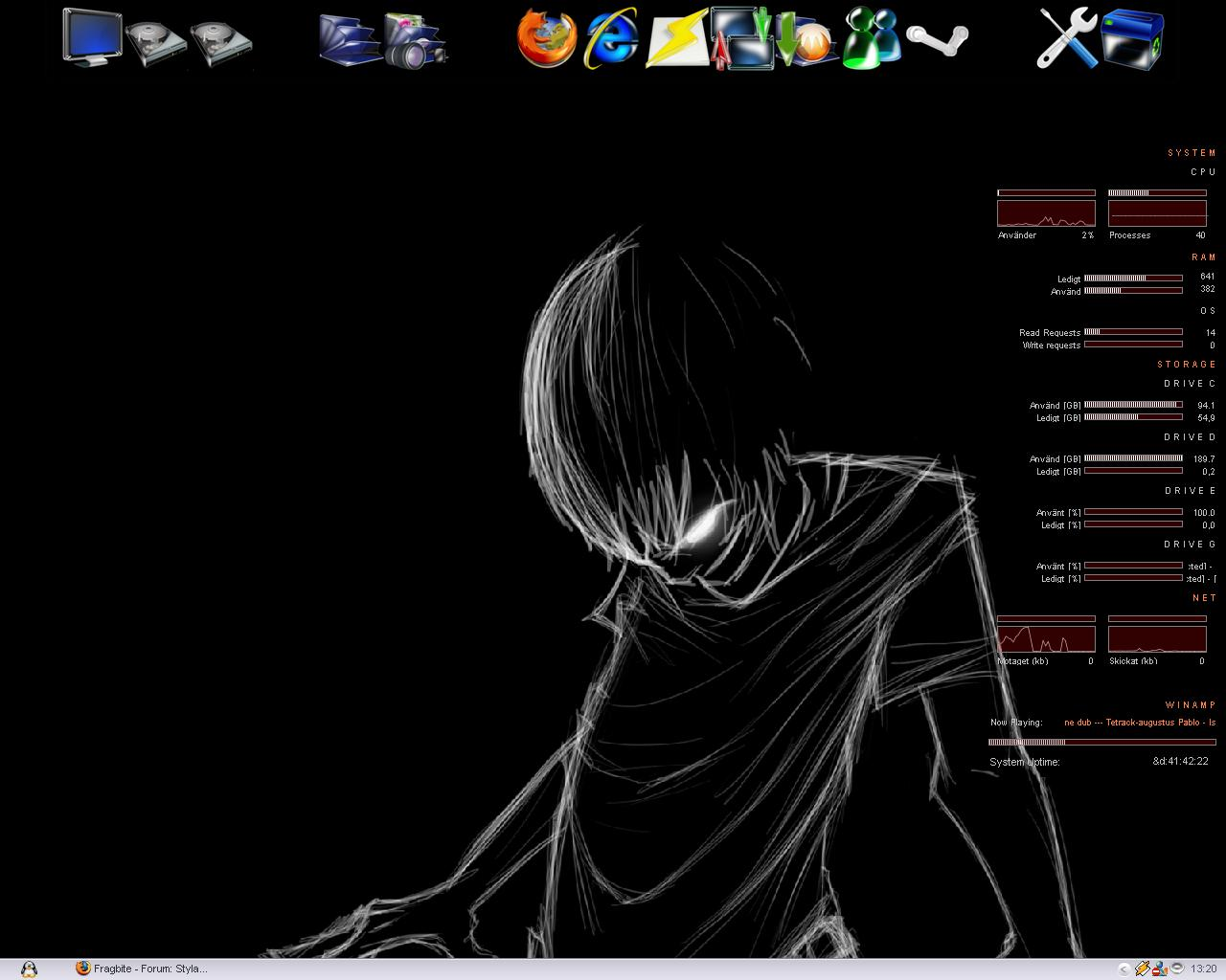 Title: My desktop.