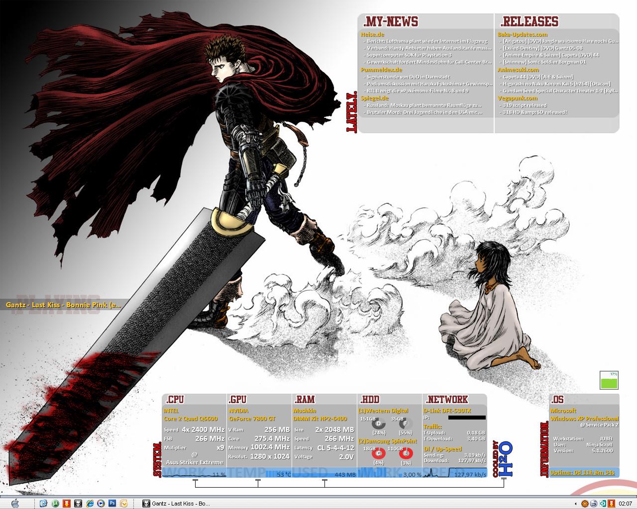 Title: Berserk -Anime-