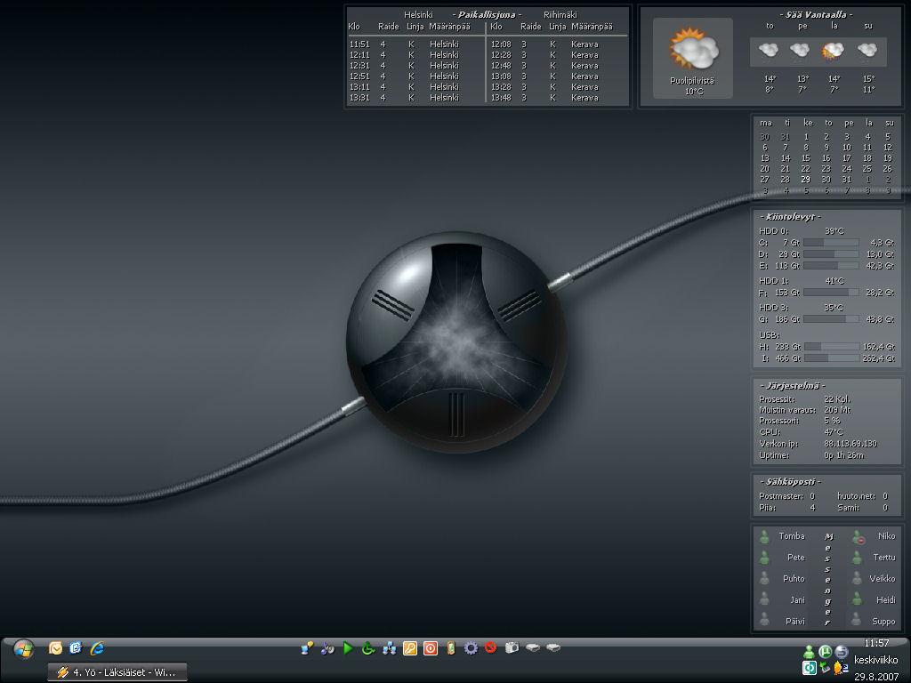 Title: Desktop v.2.0