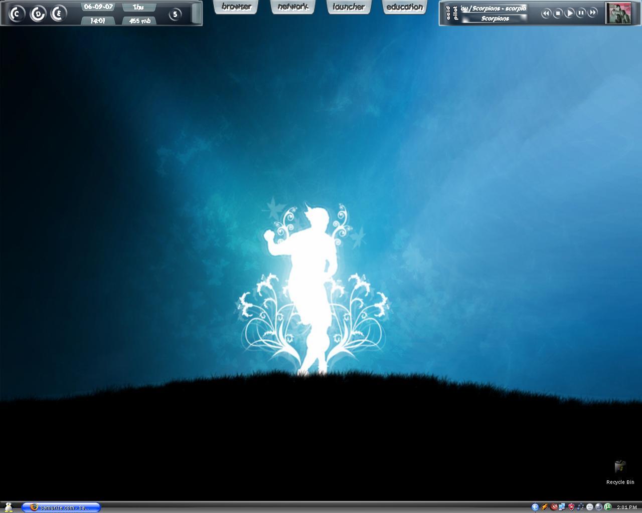 Title: my september desktop