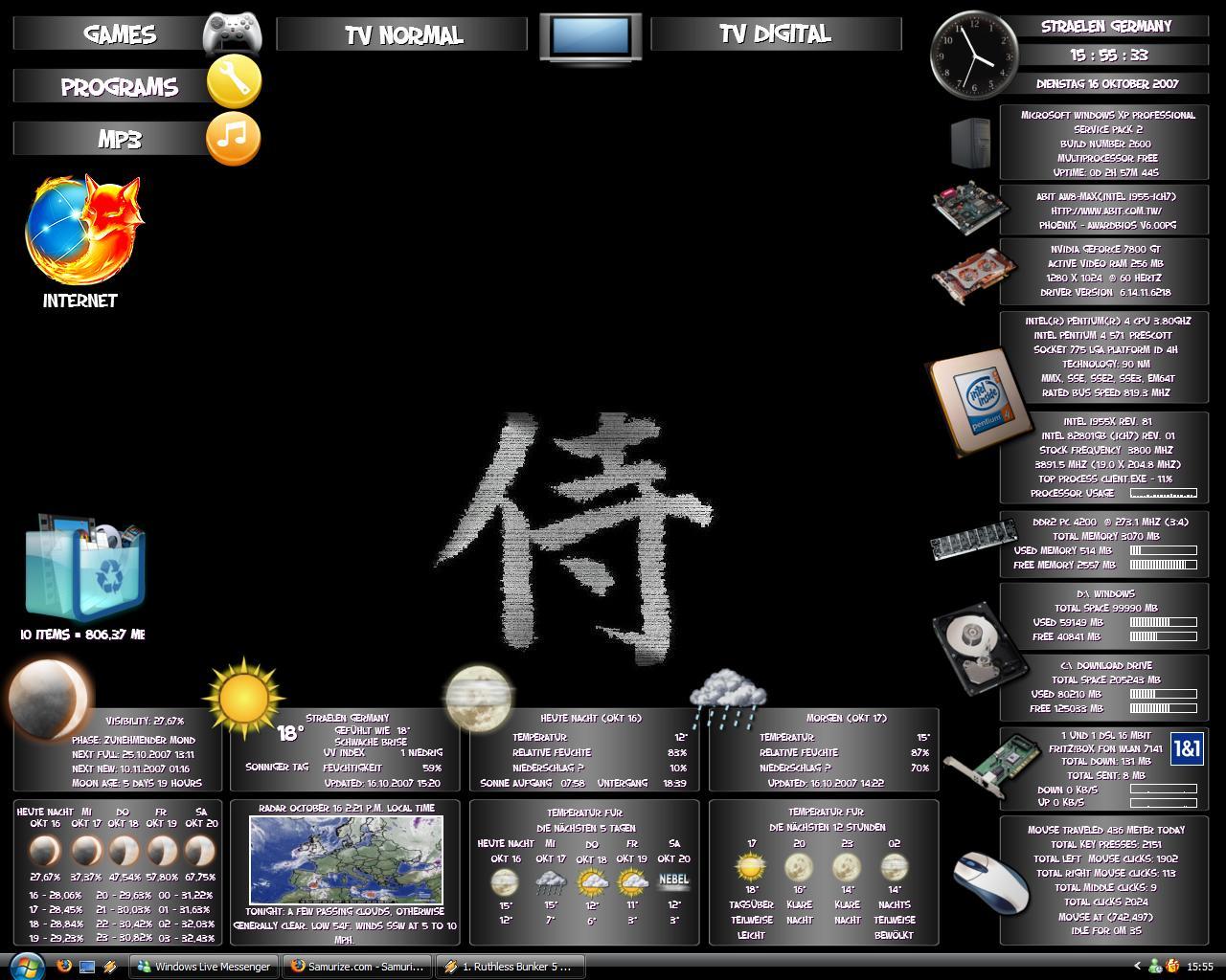 Title: Extrem Desktop v1.0