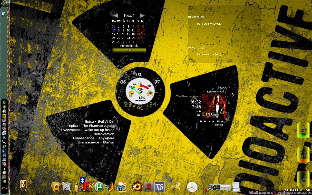 Title: Radioactive