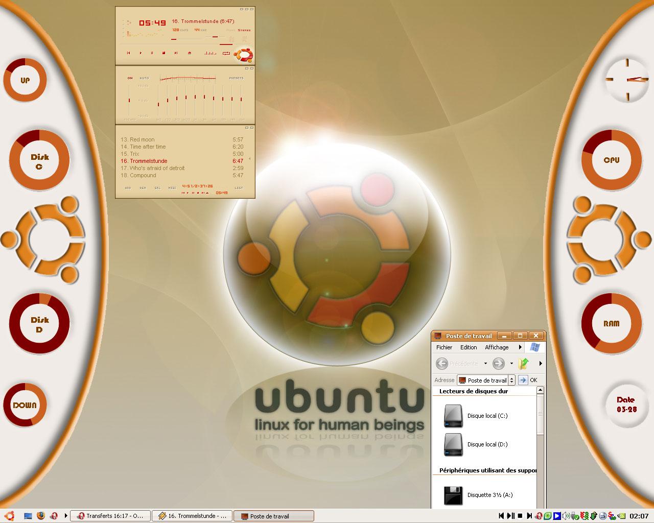 Title: Like Ubuntu