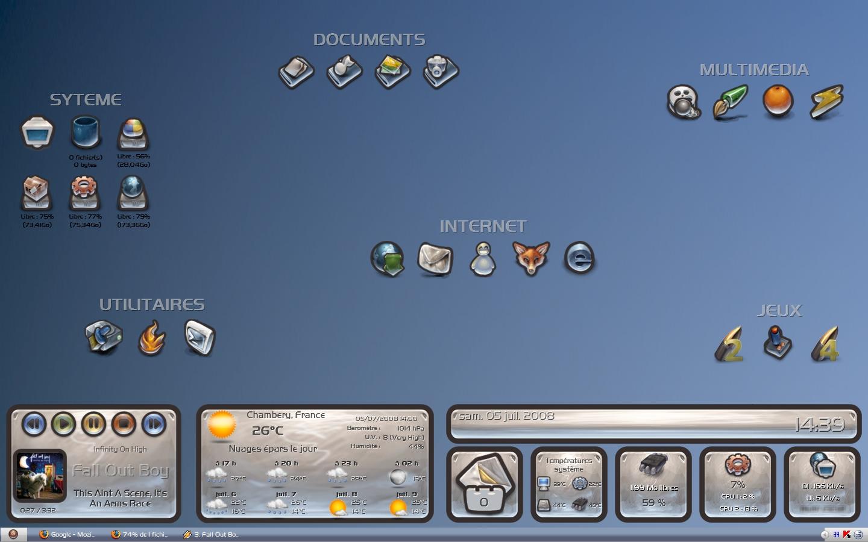 Title: Gant Desktop