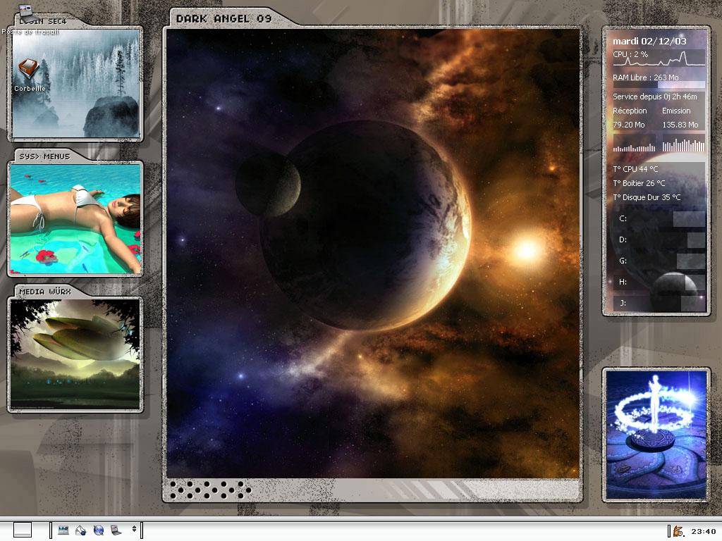 Title: First Desktop