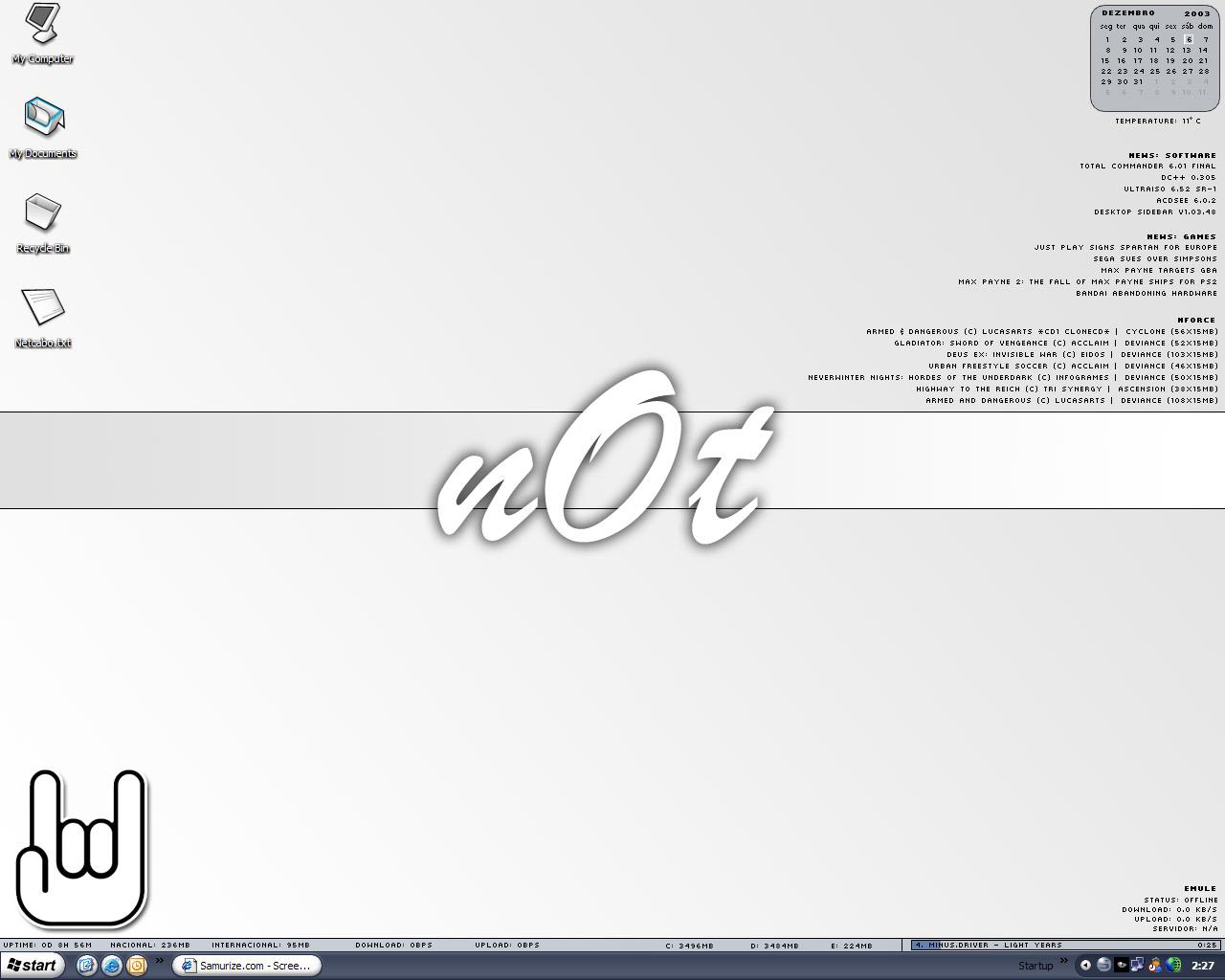 Title: // nOt Desktop //