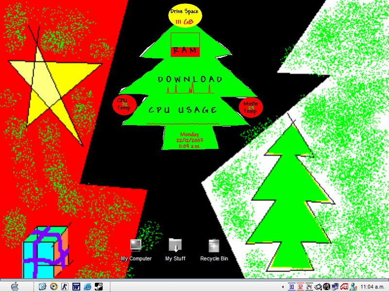 Title: CHRISTMAS