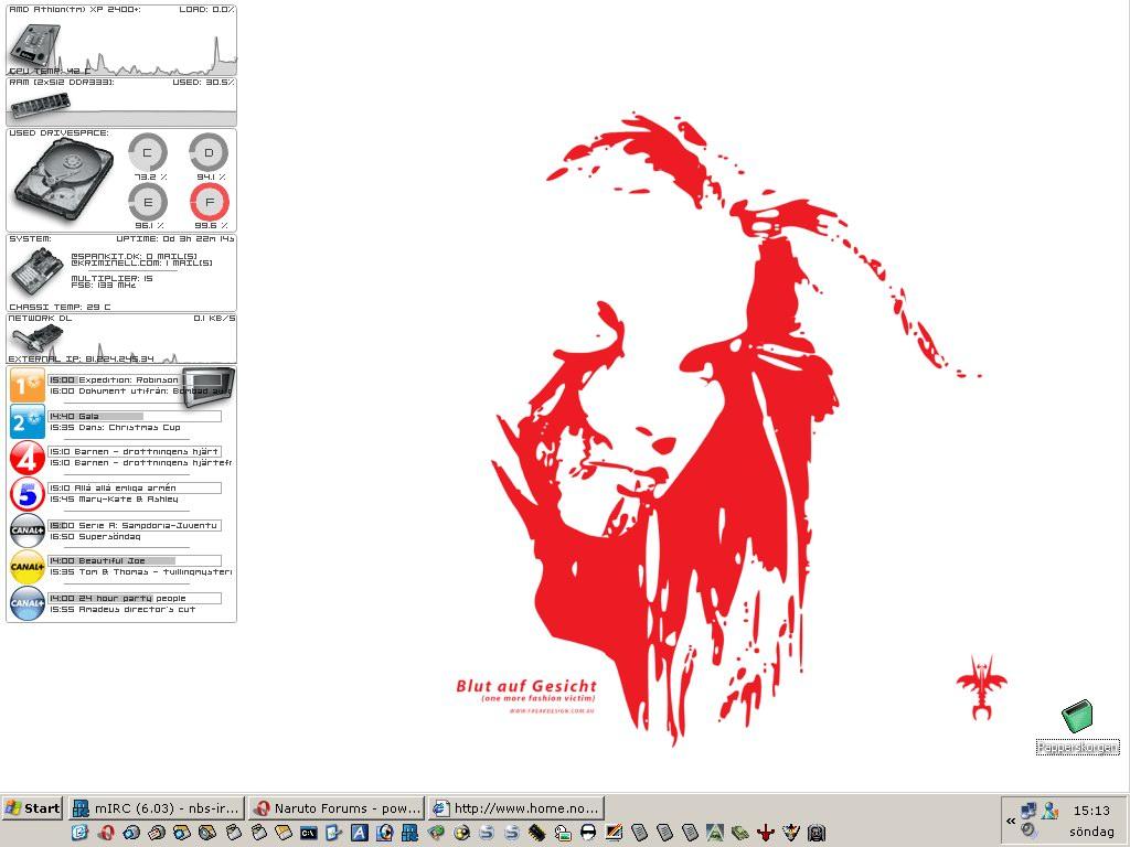 Title: Current desktop [2004-01-11]
