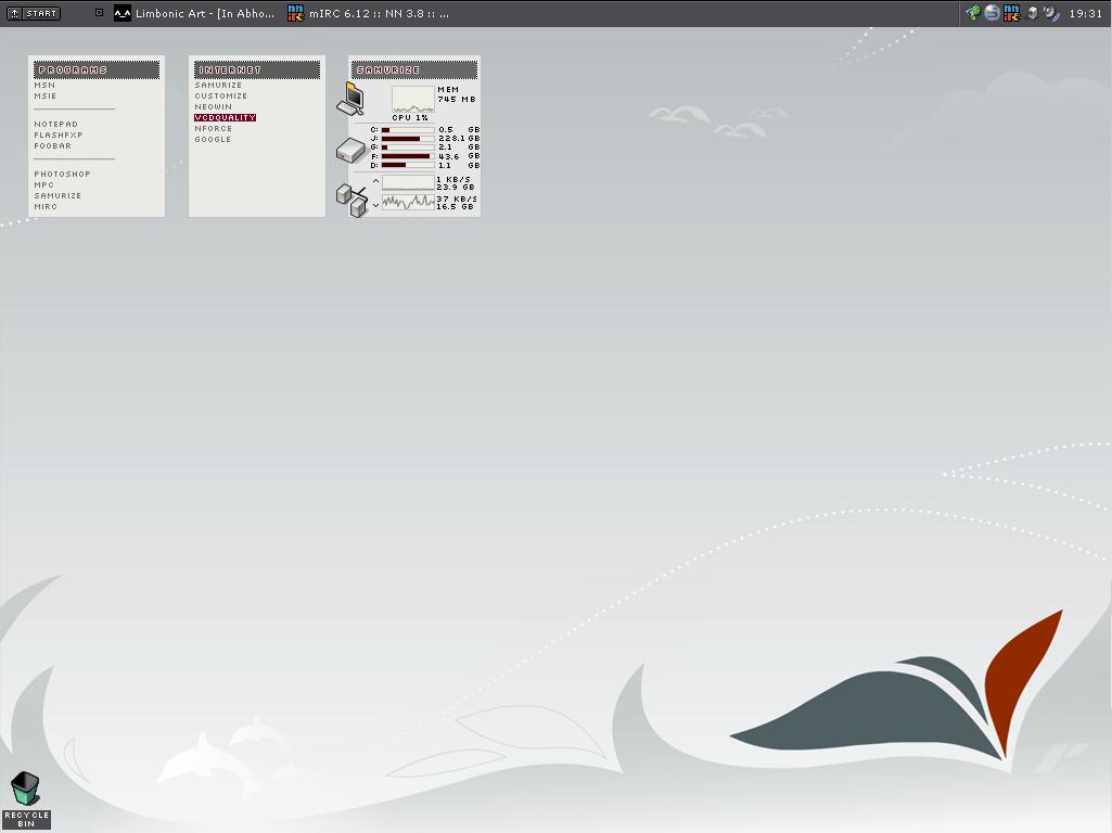 Title: Nals Desktop