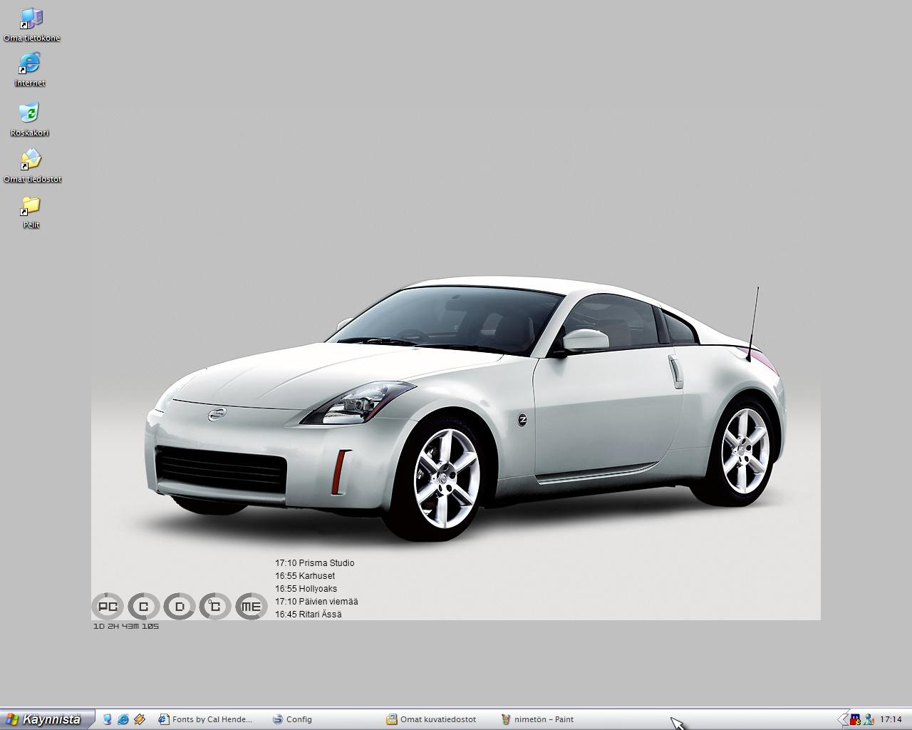 Title: Favourite Car 350Z