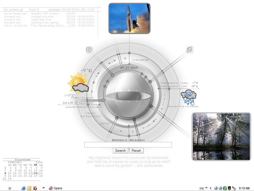 Title: Simple Active_Desktop