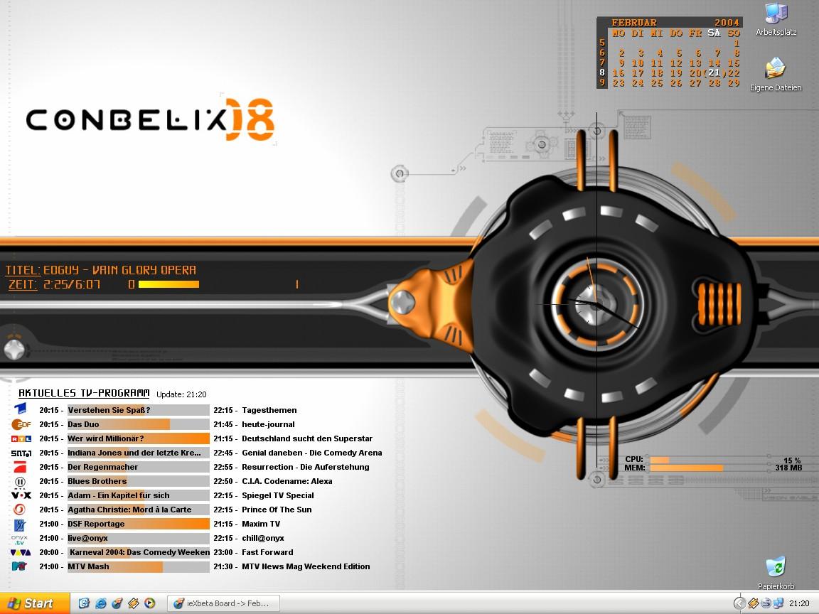 Title: Conbelix 08