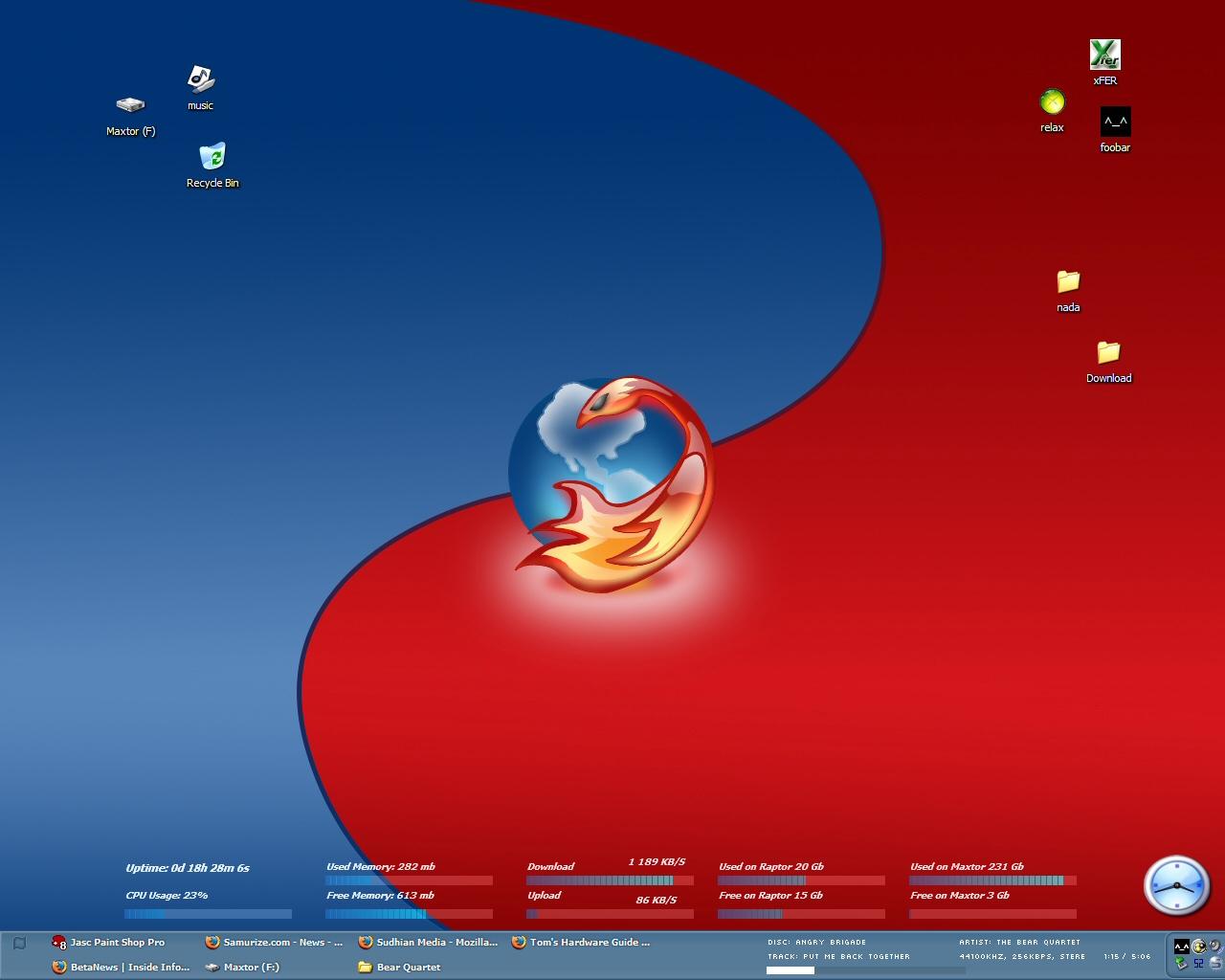 Title: Firefox