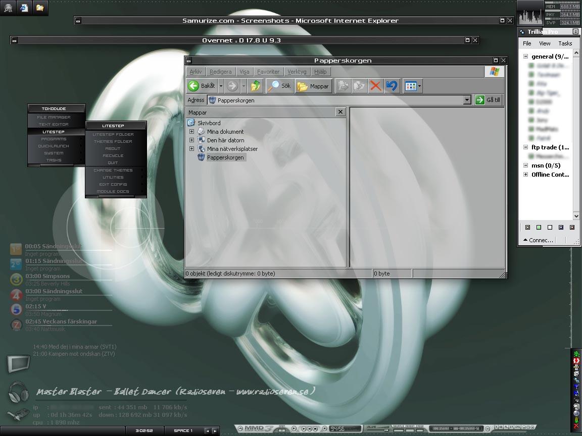 Title: toxodude:s desktop