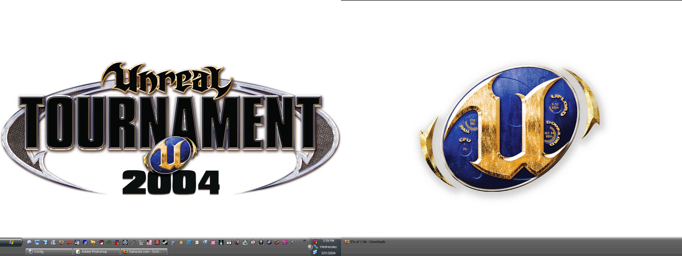 Title: JN's UT2004 Desktop