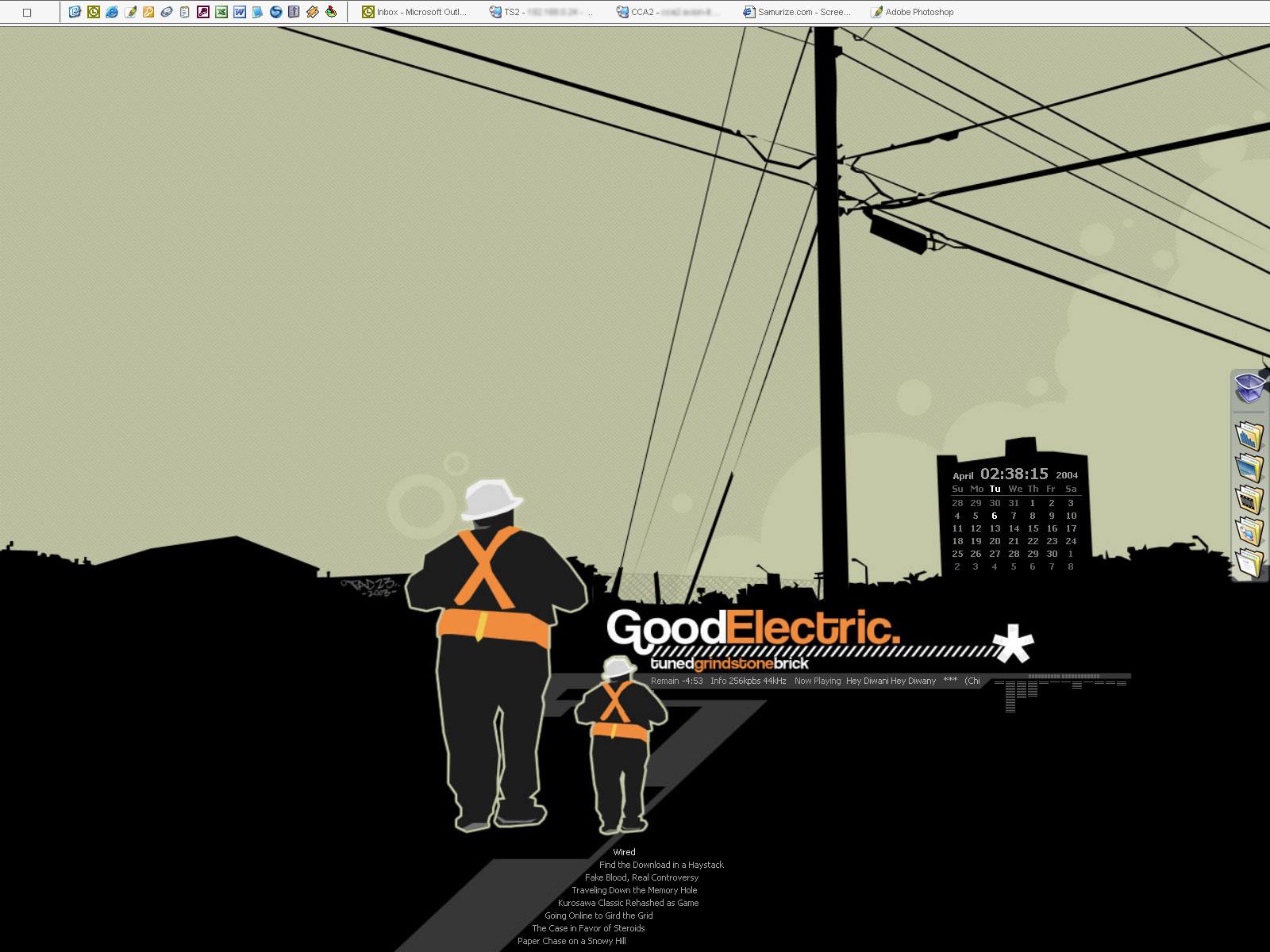 Title: Good Electric
